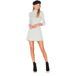MINKPINK NWT Ribbed Funnel Neck Sweater Dress